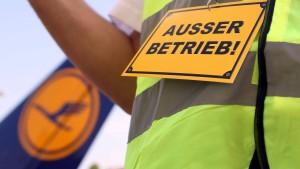 Gewerkschaft gegen Fluggesellschaft