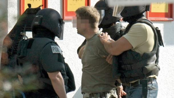 Bombenleger von Viernheim gesteht