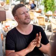 Demnächst zu Gast bei Freunden: Björn Jager im Frankfurter Café Kante.