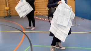 Wahlbeteiligung vielerorts höher als vor fünf Jahren