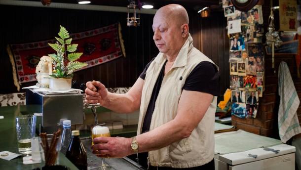 Am bierschwenker wirt mario