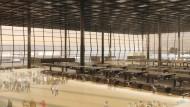 Mehrheit der Hessen ist für Terminal 3