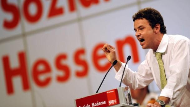 Ypsilanti-Vize Walter greift SPD-Chefin an