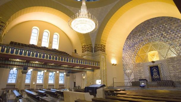 Alle dürfen die Synagoge nutzen
