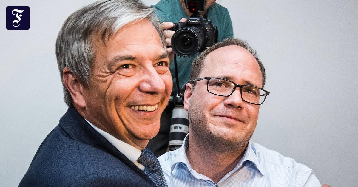 Weniger Wähler in Wiesbaden als vor sechs Jahren