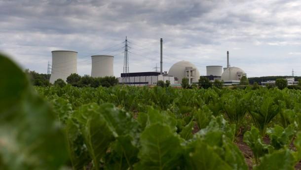 Absurder Rollentausch in der Atompolitik