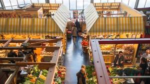 Sanierung der Kleinmarkthalle verzögert sich