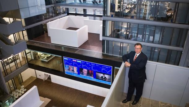 Dauerbaustelle Deutsche Börse