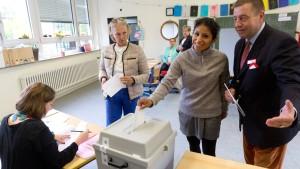 Frankfurter stimmen über Rennbahn ab