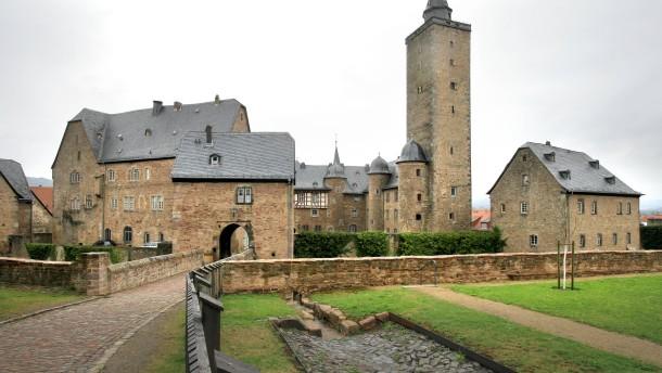 Schloss Steinau - Der ehemalige Sitz der Grafen von Hanau soll bei Touristen bekannter gemacht werden