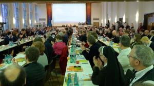 Protestanten lobten Synodalen Weg: Sie trauen sich was