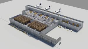 Lufthansa baut vorerst kein neues Frachtzentrum