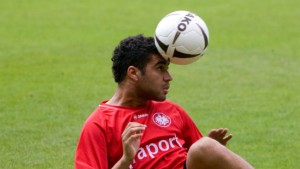 Garantie von Skibbe: Caio trifft Kickers