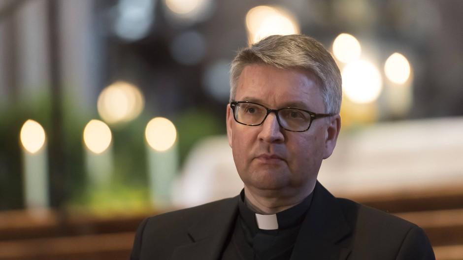 Gegen Sterben durch die Hand von Menschen: Mainzer Bischof Kohlgraf