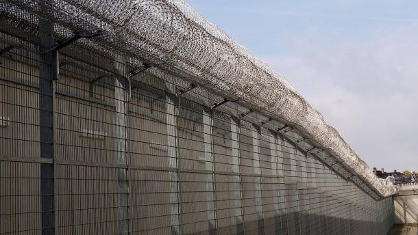 Besorgnis in Hessens Haftanstalten