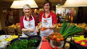 Maggi-Kochstudio entdeckt Muslime in Deutschland