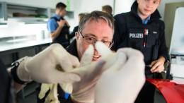 Starker Bewerberanstieg bei der hessischen Polizei