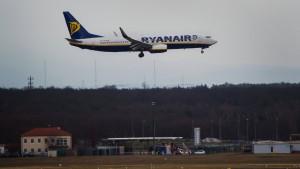 Rheinland-Pfalz gegen Billigflieger in Frankfurt