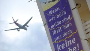 Gutachten: Nur Fraport kann Lärm noch beschränken