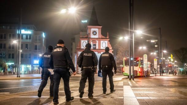 Offenbach nimmt 400.000 Euro mit Corona-Strafen ein