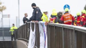 Auch Grüne distanzieren sich von Autobahn-Blockade