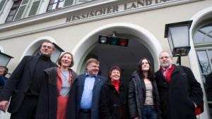 "Hessens Linke bietet Probeabstimmung ""unter Aufsicht"" an"
