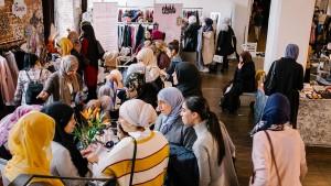 Mode für die moderne Muslima