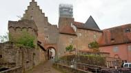 Mehr als ein halbes Jahrtausend alt: Burg Breuberg