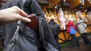 Die Tricks der Taschendiebe
