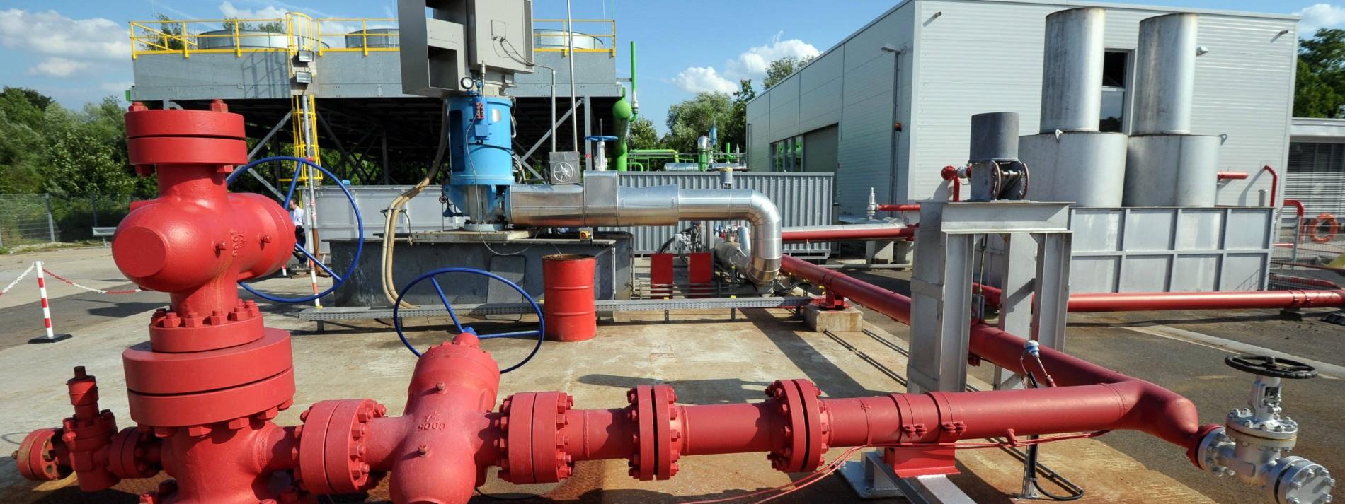 Erstes Geothermiekraftwerk Hessens soll nahe Trebur entstehen