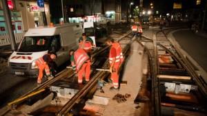 Große Pläne für neue Bahntrassen