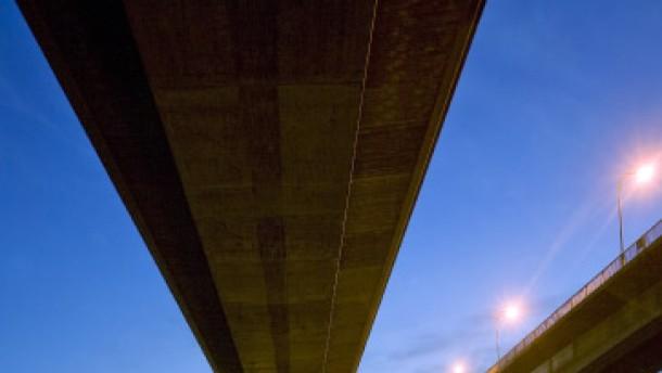 Rheinbrücke bei Worms für den Verkehr geöffnet
