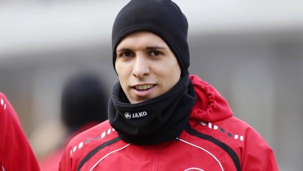 20.02.2013, Fussball, 1. BL, Training Eintracht Frankfurt