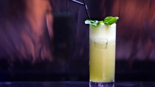 Cocktails, Musik hören und gegen Corona impfen lassen