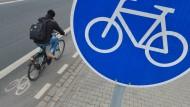 Hessen auf dem Weg zum Fahrradland