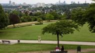 Städtisches Management für Gewerbegebiete