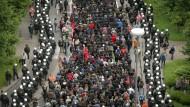 Juristischer Kraftakt um Blockupy