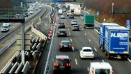 Hessen Mobil lässt A 3 nahe Hanau sanieren