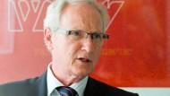 Anklage wegen Geheimnisverrats erhoben: der Bürgermeister Eschborns Mathias Geiger