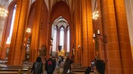Zu wenig Platz für Kirchenreformer