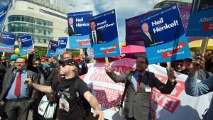 AfD in Hessen vor allem von Männern gewählt
