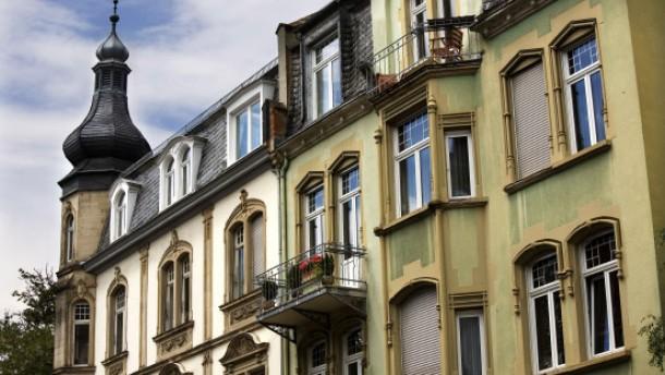 Markt für Luxuswohnungen noch robust