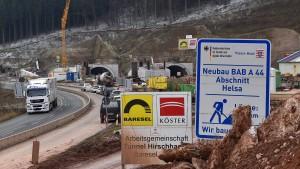 Autobahn 44 wird länger geplant als erwartet
