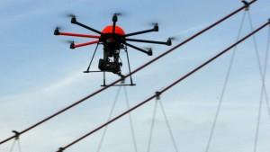 Drohne nach Polizeieinsatz auf dem Prüfstand