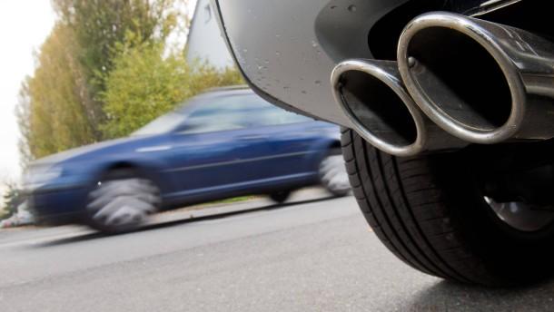 In Frankfurt bleiben Fahrverbote wahrscheinlich