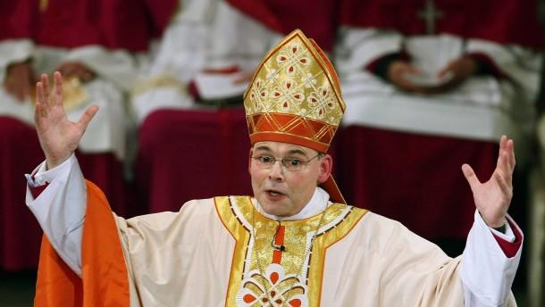 Bistum Limburg weist neue Vorwuerfe gegen Tebartz-van Elst zurueck