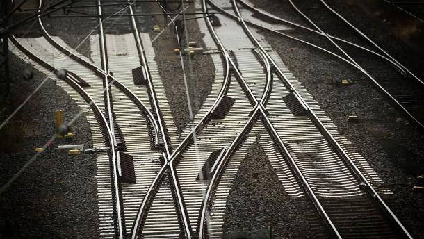 Bahn fährt wieder in Niedernhausen