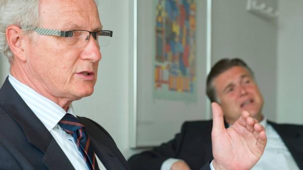 Ermittlungen gegen Speckhardt und Leipziger