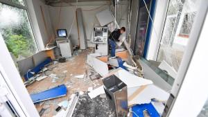Hessische Polizei gegen den Schreck nach Mitternacht