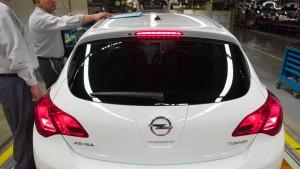 Streit bei Opel um Astra-Produktion